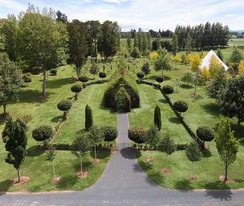 Зелёная церковь новозеландца Брайана Кокса (9 фото)