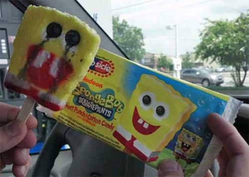 Мороженое, которое может стать ночным кошмаром (18 фото)