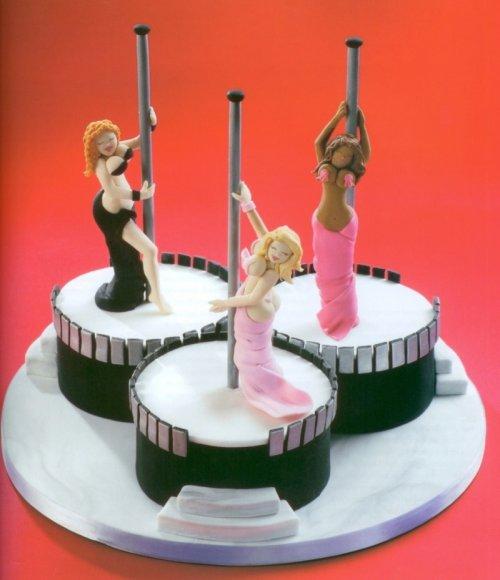 Сексуальные торты для взрослых