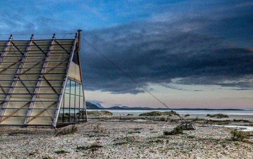 Крупнейшая в мире сауна находится в Заполярье (8 фото)