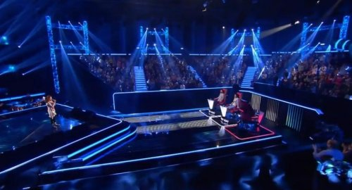 "����������� ������� �������� � ��� �������� ""The Voice Kids Germany 2015"" ��������� ����"