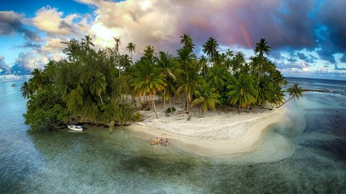 Лучшие аэроснимки года, сделанные с помощью дрона (10 фото)