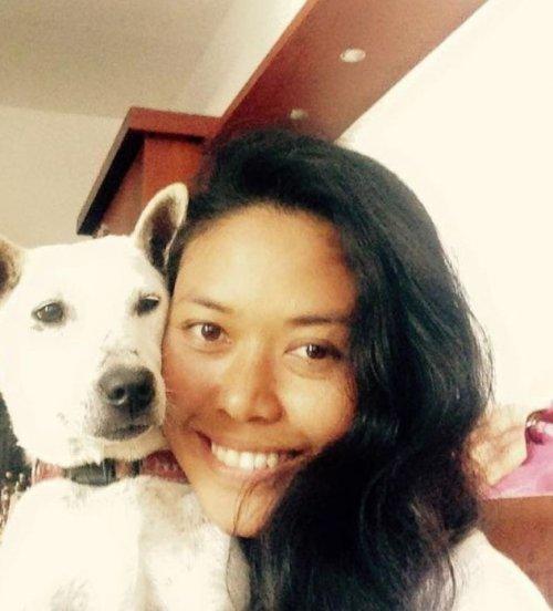 Собака Келси, не потерявшая веру в людей (15 фото)