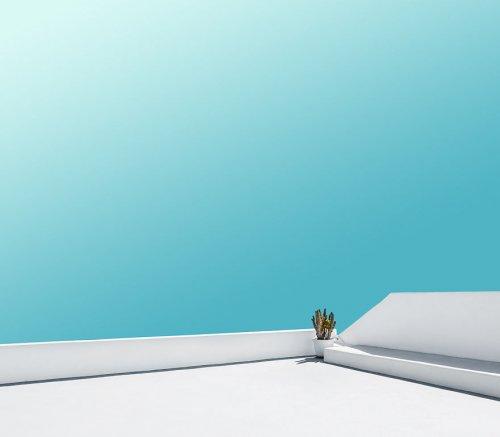 Чистый минимализм в фотографиях Феридуна Акюнгёра (10 фото)