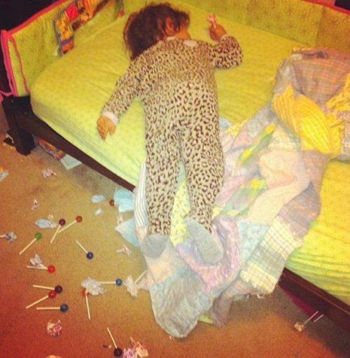 Дети, которые умеют развлекаться лучше взрослых (20 фото)