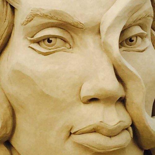 Песчаные скульптуры на фестивале Revere Beach International Sand Sculpting Festival 2015 (18 фото)
