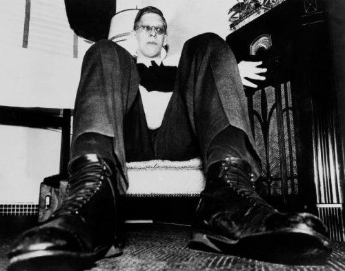Роберт Уодлоу: самый высокий человек в истории (18 фото)
