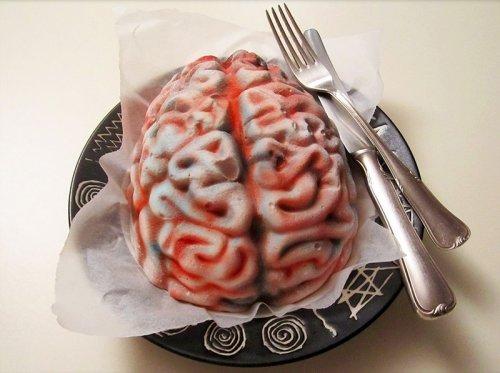 Торты от Аннабель Лектер, вдохновлённые ужастиками (27 фото)