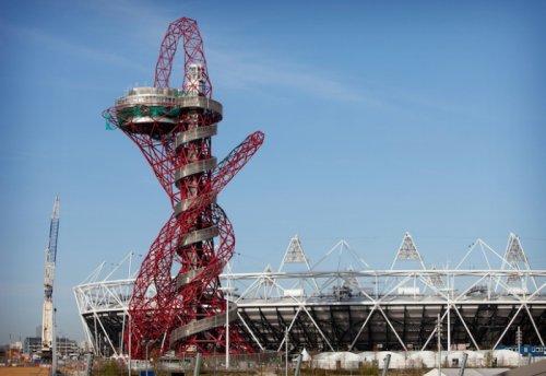 Крупнейшая в мире горка будет построена в Лондоне в 2016-ом году (4 фото)
