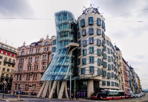 Топ-25: Странные архитектурные иллюзии Странные архитектурные иллюзии Странные архитектурные иллюзии 1439372455 arhitekturnye illyuzii 3
