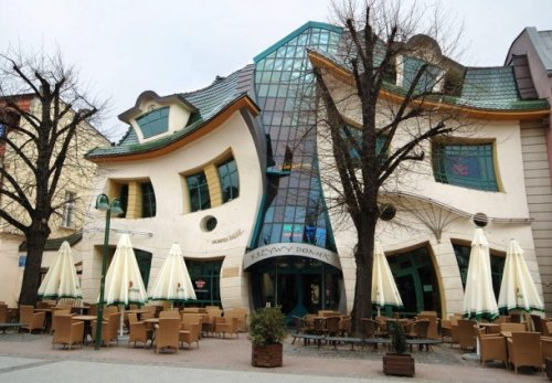 Топ-25: Странные архитектурные иллюзии