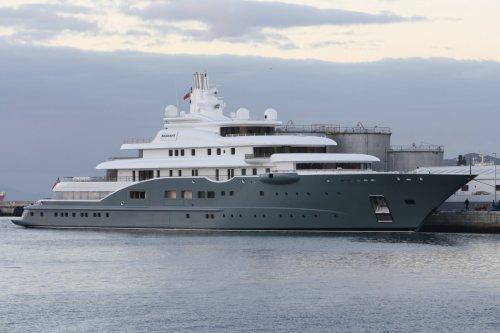 Топ-10: Самые дорогостоящие элитные яхты в мире