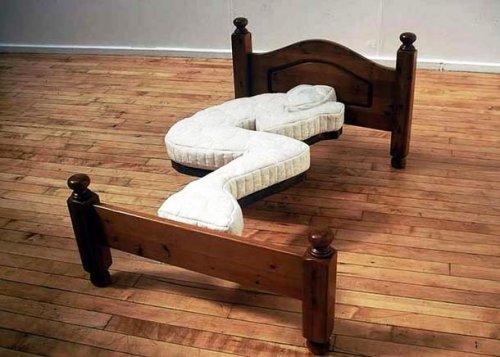 Топ-25: Невероятные предметы мебели, которые нельзя назвать скучными