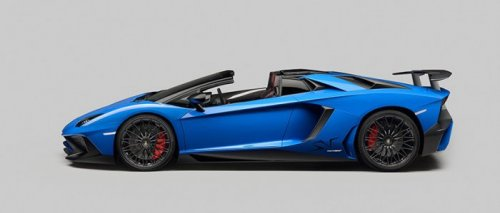 Родстер Lamborghini Aventador Superveloce (9 фото)