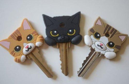 Необычные и креативные ключи (13 фото)