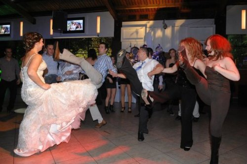 Весёлые и забавные свадебные фотографии (21 шт)