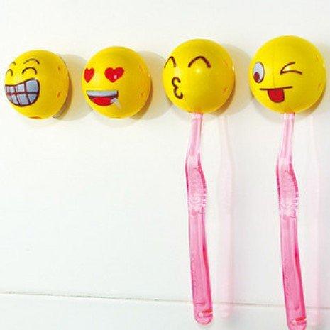 Оригинальные подставки для зубных щёток (23 фото)