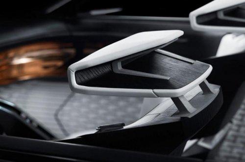 Двухдверный Peugeot Fractal для городской жизни (10 фото)
