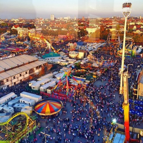 Фестиваль пива Октоберфест-2015 (23 фото)