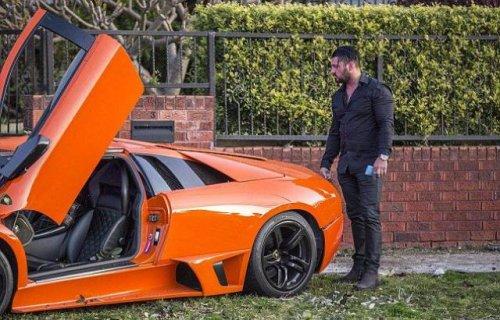 Худший тест-драйв Lamborghini в истории (12 фото)