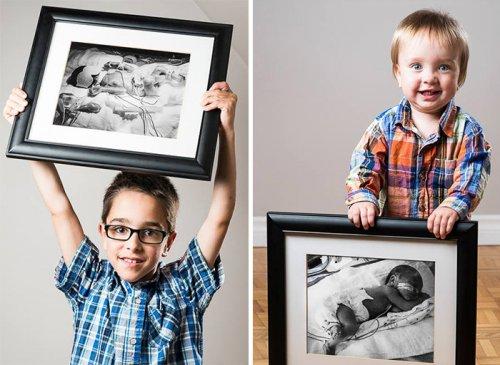 """Мощная фотосерия """"Les Premas"""" Реда Мето о недоношенных младенцах (15 фото)"""