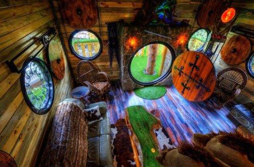 Дом Хоббита в Южной Дакоте (11 фото)