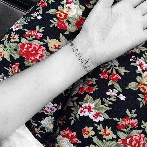 Минималистичные татуировки от JonBoy (18 фото)