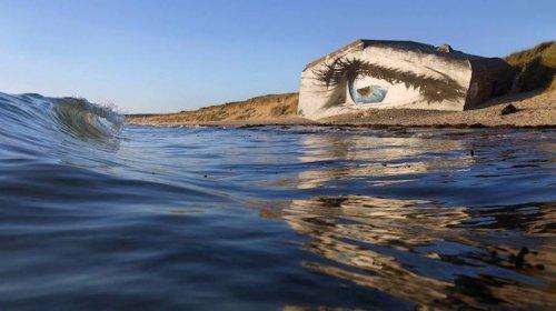 Уличные рисунки по всему миру (22 фото)