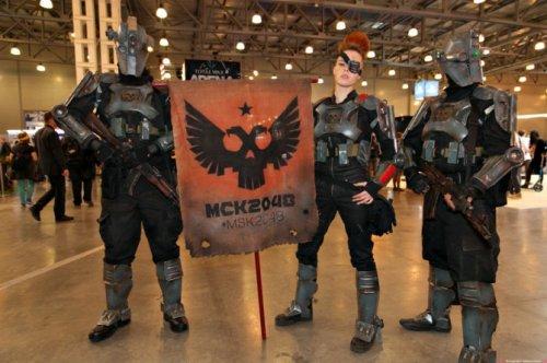 Косплей участников Comic Con Russia 2015 (23 фото)