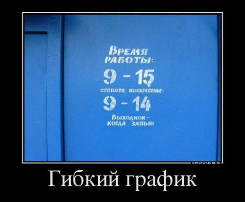 Свежие демотиваторы (18 шт)