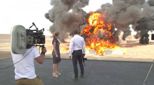"""Фильм """"007: Спектр"""" занесён в Книгу рекордов Гиннесса (2 фото + видео)"""