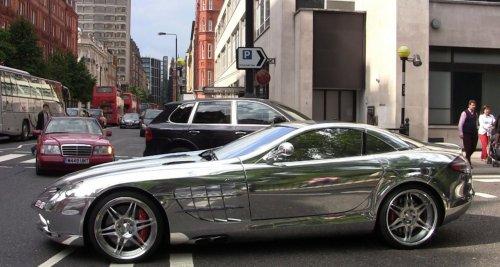 Топ-12: Самые дорогие автомобили от Mercedes-Benz