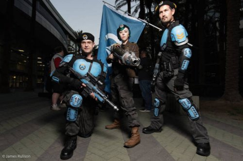 Косплей участников BlizzCon 2015 (36 фото)