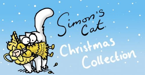 """Рождественская коллекция мультов """"Simon's Cat"""""""
