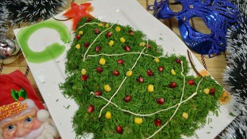 Новогодние блюда 2016 (28 фото)