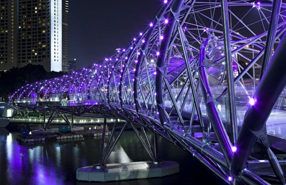 Необычные мосты картинки