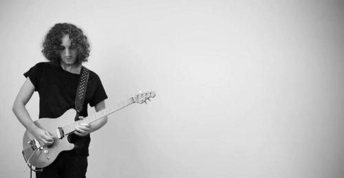 """""""Get Lucky"""" группы """"Daft Punk"""" в стиле 10-ти известных гитаристов"""