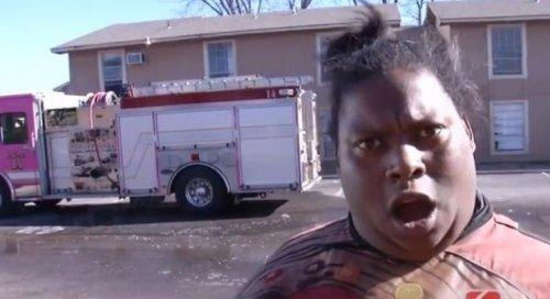 Новый хит от Enjoykin: интервью американки после пожара