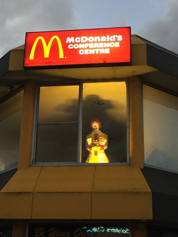 Приколы картинки макдональдс, где