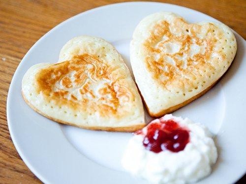 Романтический завтрак на 14 февраля (16 фото)