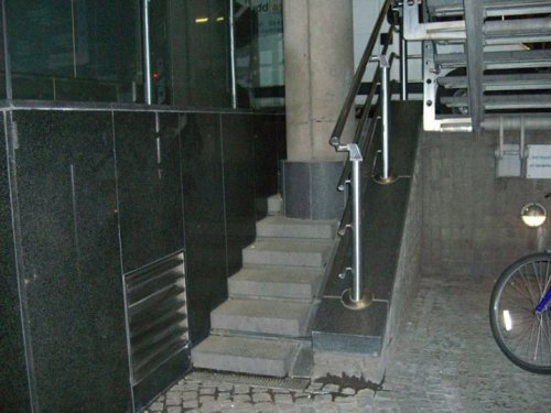 Лестницы в Хогвартс, или строительные ошибки (14 фото)