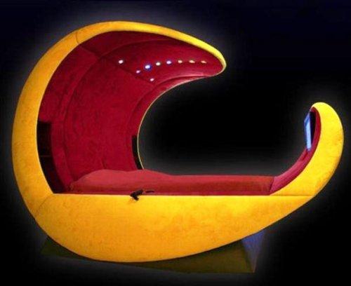 Топ-25: Самые креативные кровати