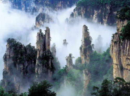 Топ-10: Странные и необычные достопримечательности Китая