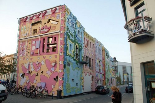 Счастливые дома Рицци (7 фото)