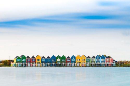 Живописные причины посетить Нидерланды (32 фото)
