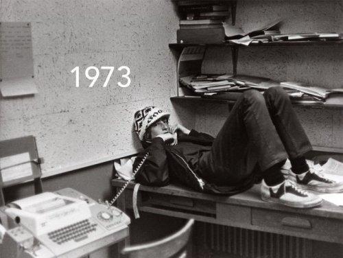 Билл Гейтс с точностью воссоздал фотографию 1973 года (2 фото)