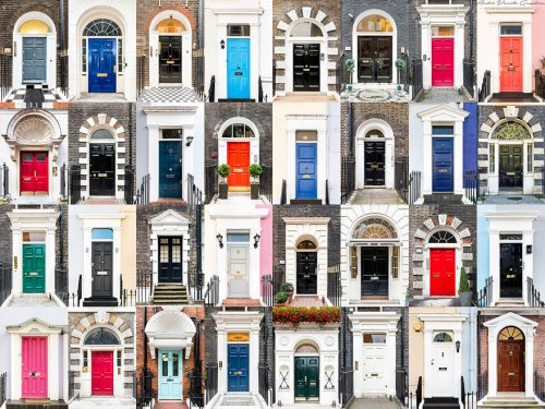 Двери мира в фотопроекте Андре Висенте Гонсалвиса (4 фото)