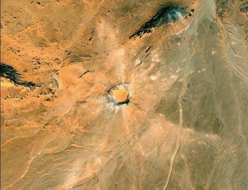 Топ-15: Самые впечатляющие ударные кратеры на Земле