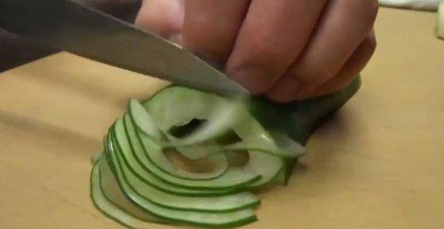 Мастера владения кухонным ножом 80 уровня