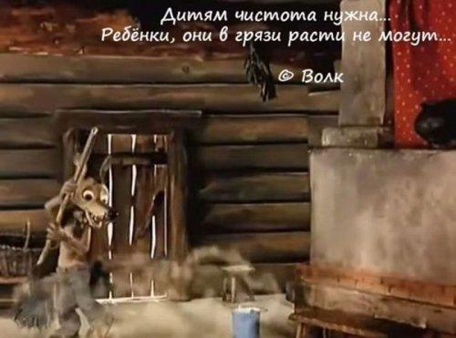 Знаменитые цитаты из советских мультфильмов (37 фото)